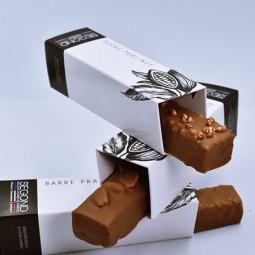 Chocolat Barre cacahuète