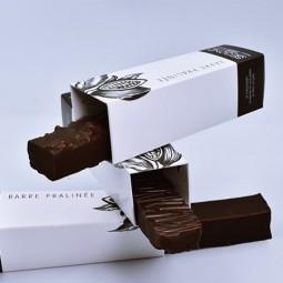 Chocolat Barre praliné croustillante