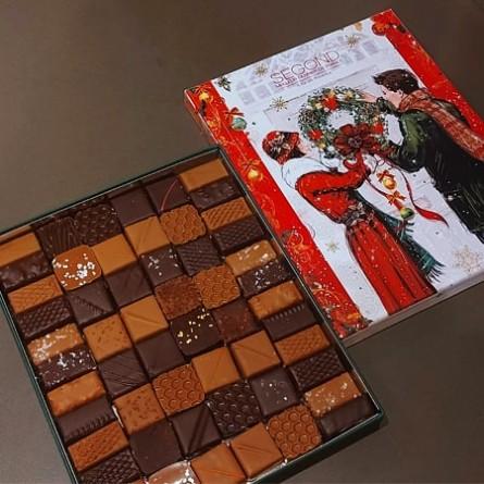 Confiserie & chocolat à offrir Coffret christmas