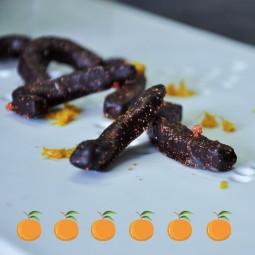 Chocolat Orangettes 200g