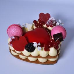 Saint-Valentin Sentiment vanille