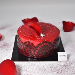 Saint-Valentin Séduction fraise