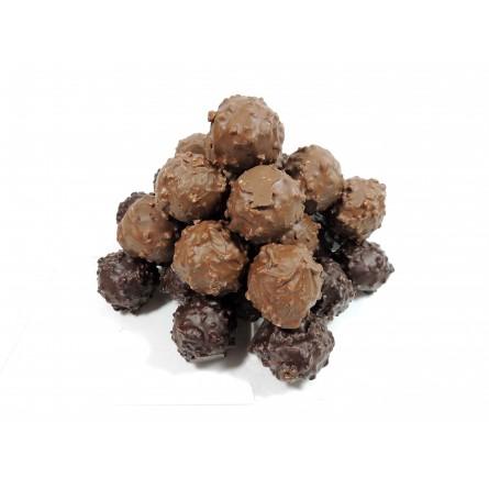Chocolat Sachet de 8 rochers praliné