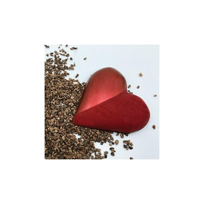 Accueil Coeur chocolat-framboise