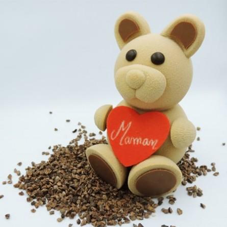 Accueil Nounours en chocolat