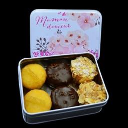 Accueil 6 minis cakes fête des mères
