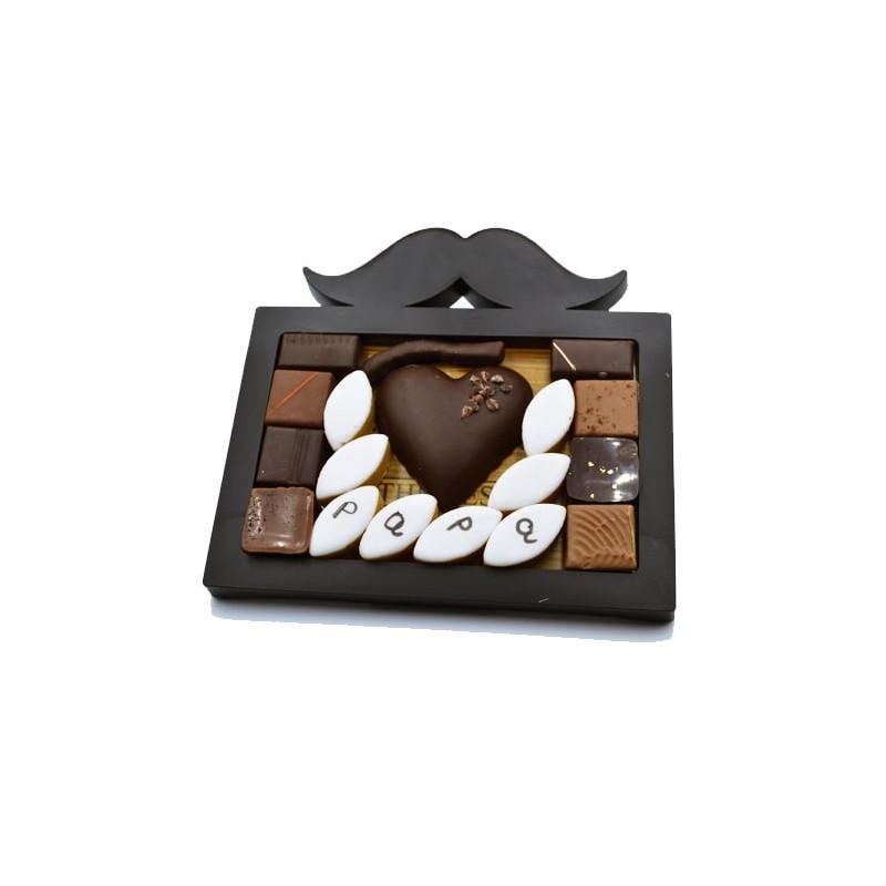 Chocolat Coffret Fête des pères