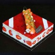 Entremets Gâteau Stromboli