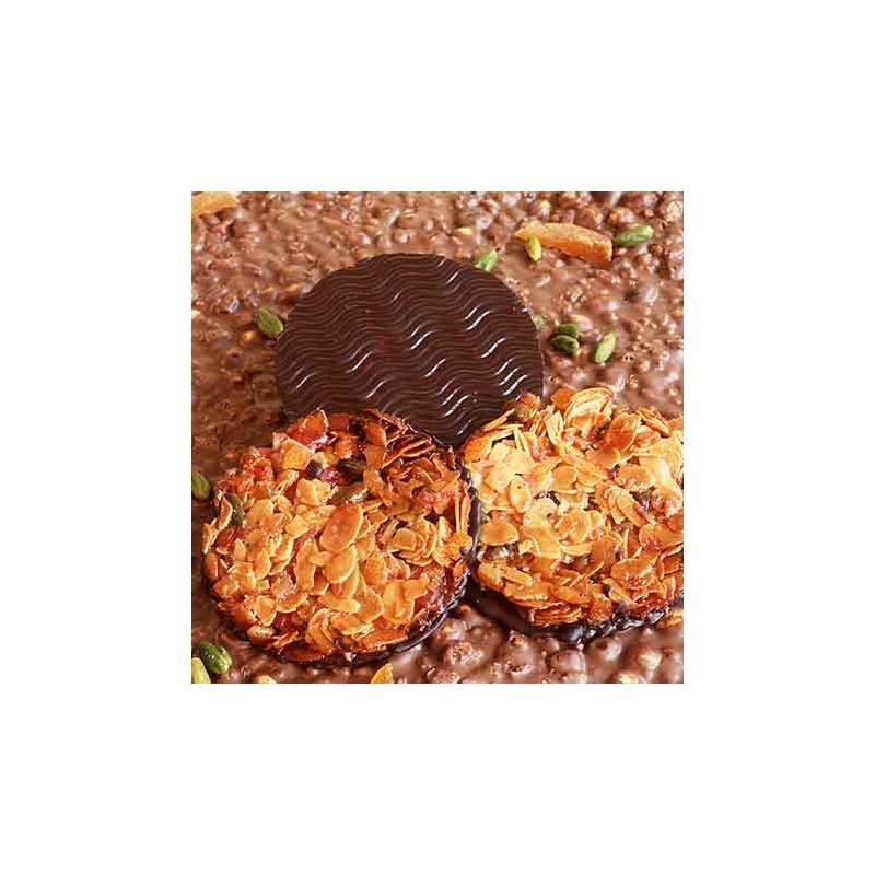 Chocolat Sachet 8 florentins