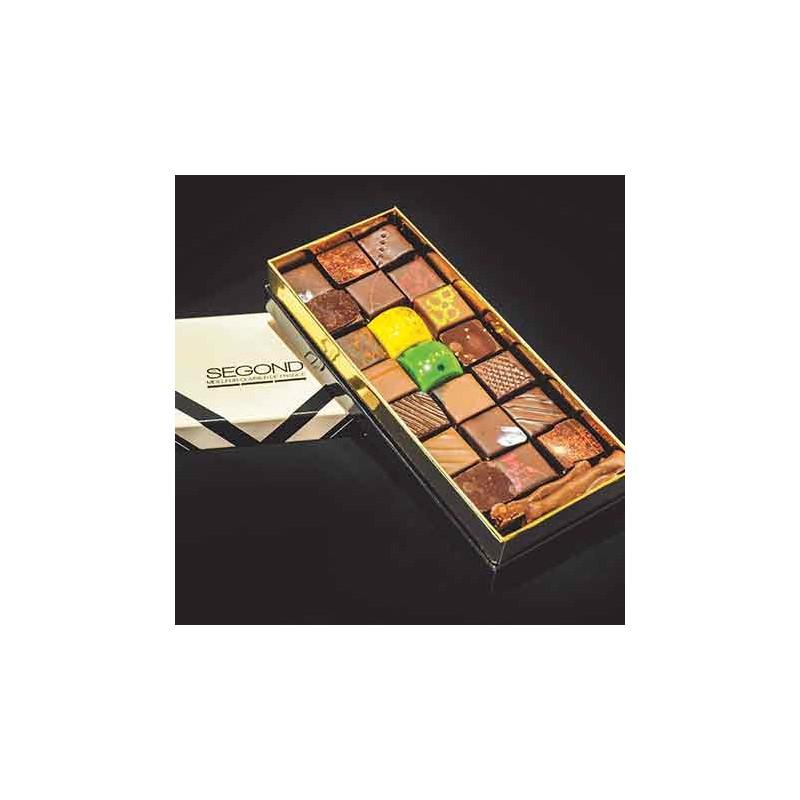 Chocolat Ballotin chocolats 350g