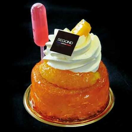 Entremets Gâteau Sunny