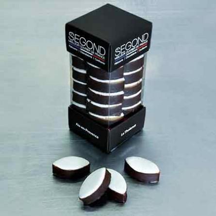 Calissons Mini calissons au chocolat