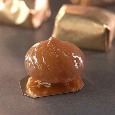 Confiserie & chocolat à offrir Coffret de marrons glacés