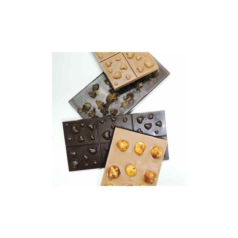 Accueil Duo de tablettes de chocolat