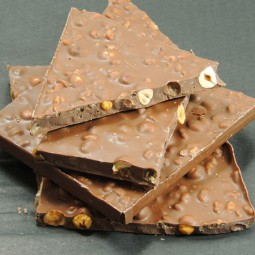 Chocolat Bloc lait-noisettes