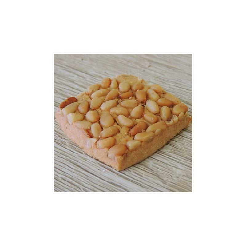 Macarons et biscuits Sablé aux pignons