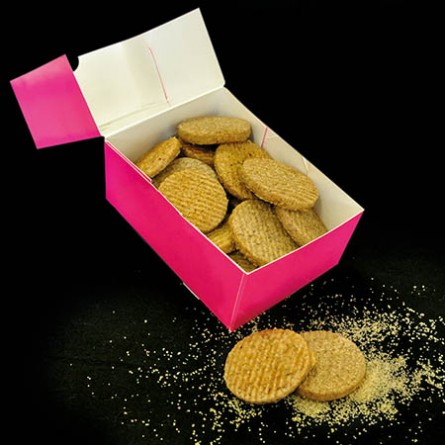 Macarons et biscuits Biscuit Cannelle 250g