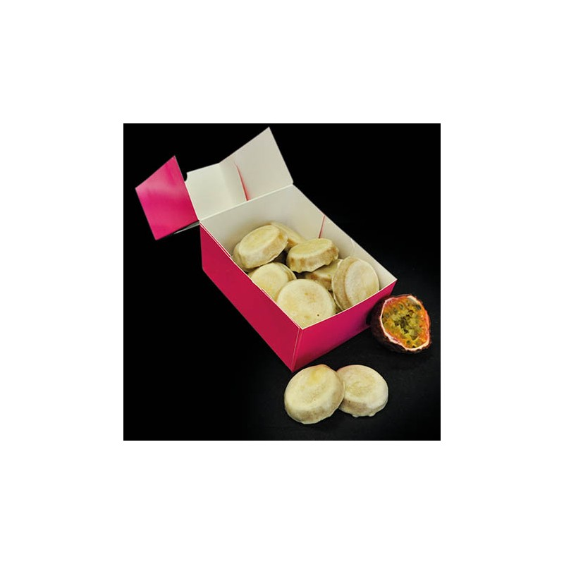 Macarons et biscuits Passion 250g