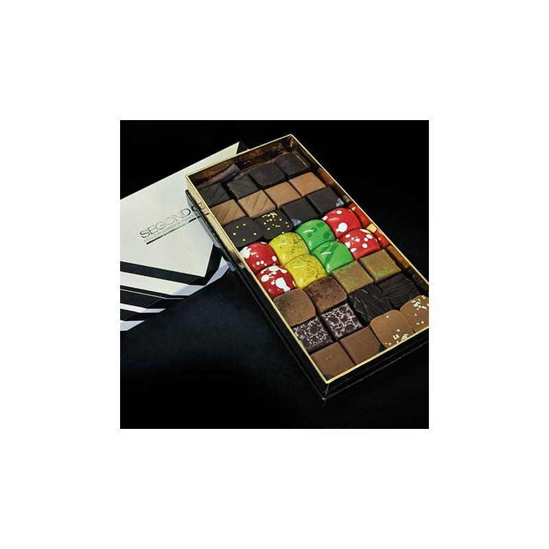 Chocolat Ballotin Chocolats 480g