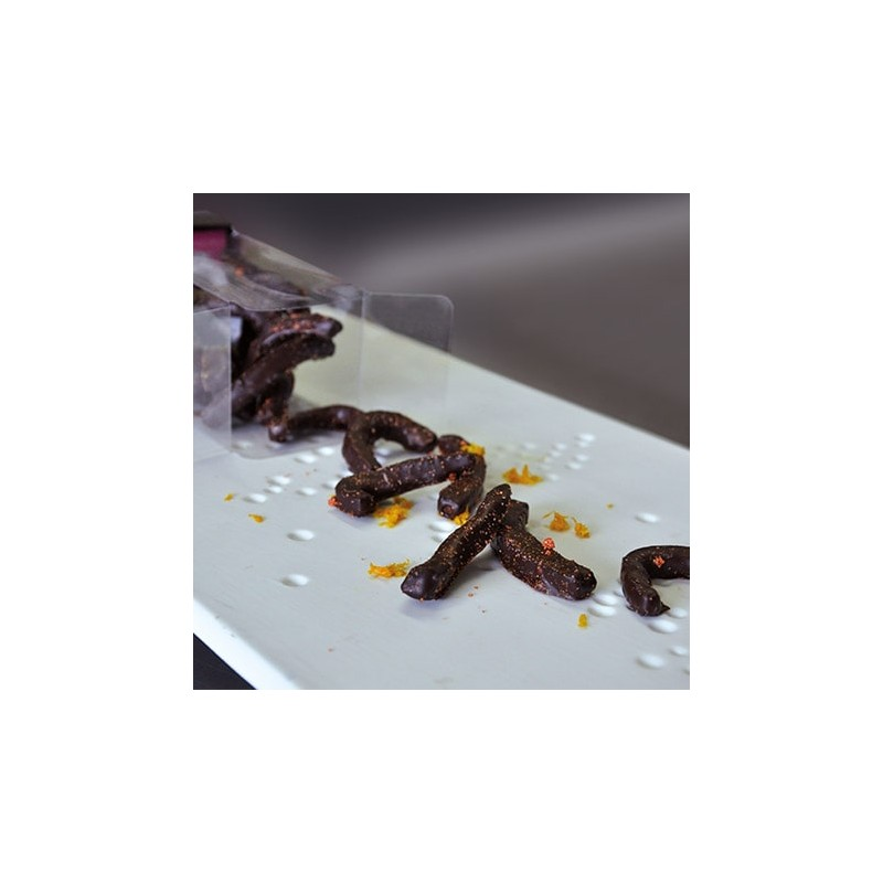 Chocolat Orangettes 100g