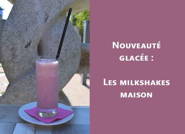 milkshake artisanal aix