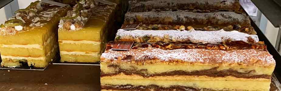Gâteaux de voyage 2020